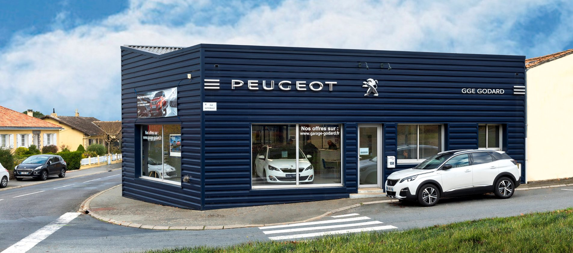 Garage Peugeot Cholet Puy Saint Bonnet